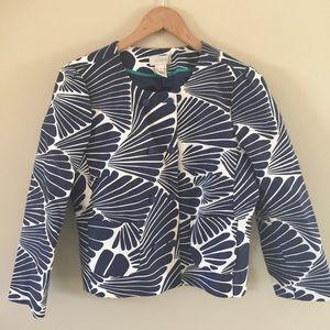 JCrew Fanfare Spring Summer Blazer Jacket
